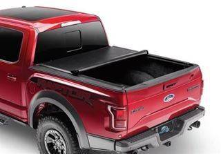 LINE-X Deluxe Roll-Up Tonneau Cover