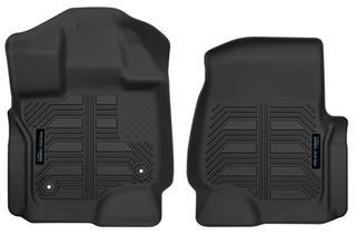 LINE-X Molded Fit Floor Liners - Front