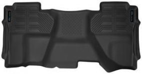 LINE-X Molded Fit Floor Liners - Rear